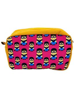 The Crazy Me Minion Utility Bag - Pink