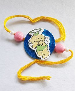 Sugarcart Baby Angel Rakhi - Blue