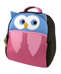 Elefantastik Hoot Owl Backpack - Multi Color