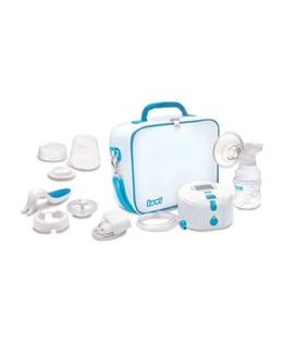 Lovi Electric Breast Pump Prolactis - White And Blue