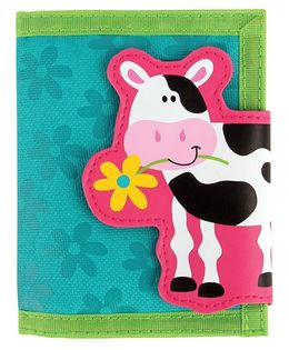 Stephen Joseph Wallet Farm - Multicolor