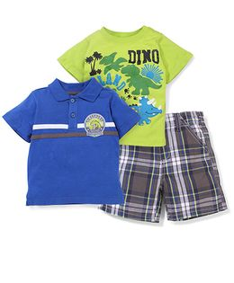 Boys Wear By Nannette - Multicolor