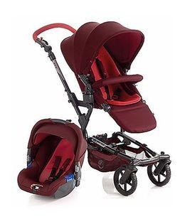 Jane Epic Plus Koos Car Seat Travel System Red - 5351 R83