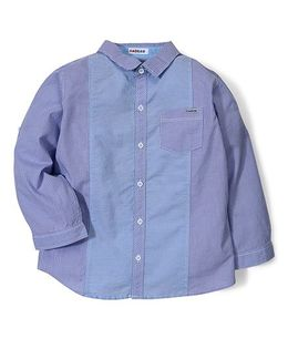 Kidsplanet Striped Shirt - Blue
