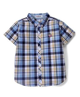 Kidsplanet Checkered Shirt - Multicolour