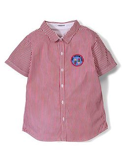 Kidsplanet Striped Shirt - Pink