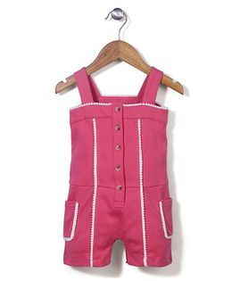 Kate Quinn Fancy Romper - Pink