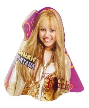 Disney Hannah Montana - Cone Hat