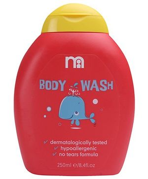 Mothercare  - Toddler Body Wash