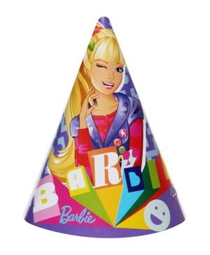 Barbie - Party Cap