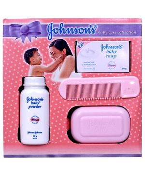 Johnson's baby Care Collection - Set Of 4