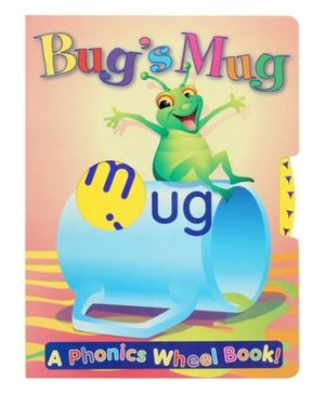 Bugs Mug A Phonics Wheel Book
