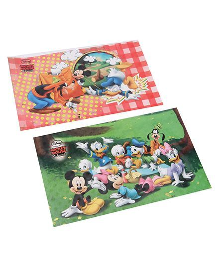 Upto 60% Off On Nursery Products By Firstcry | Mickey Mouse & Friends Mickey Theme Sticker - Multi Color @ Rs.11