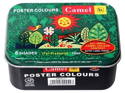 Camel - Poster Colours