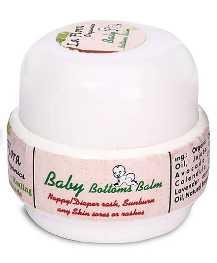 natural diaper rash creams in India