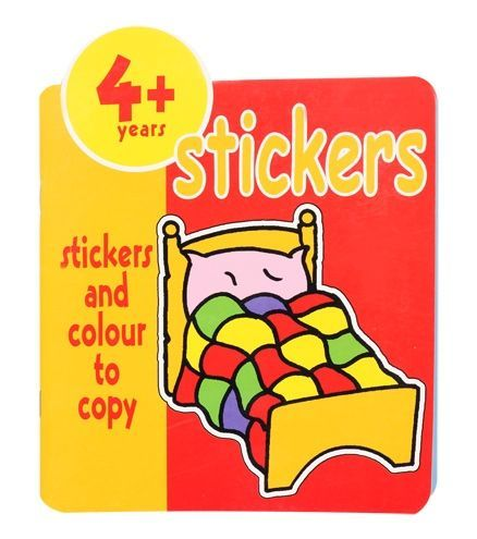 Stickers Red