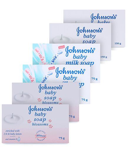 Johnson's Soap Como