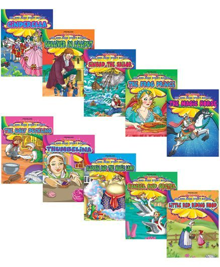 See and Read pack of 10