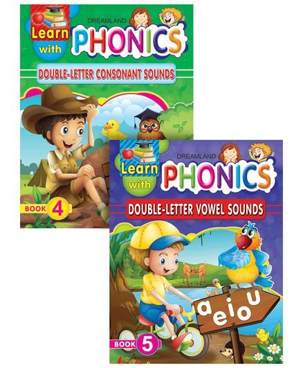 Learn with Phonics pack of 2