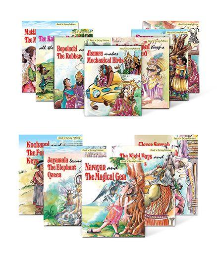 STORY BOOKS COMBO 12 BOOKS
