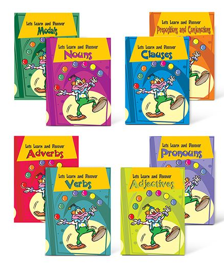 GRAMMER BOOKS COMBO 8 BOOKS