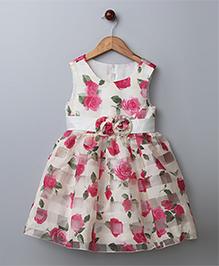 WhiteHenz ClothingElegant Rose Dress - Pink