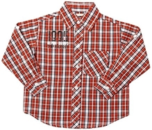 JFK - Full Sleeves Shirt With Checks