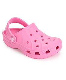 Crocs Ralen Clogs With Back Strap - Pink