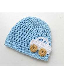 The Original Knit Knitted Cap - Ice Blue