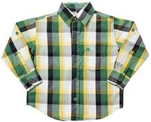 JFK - Full Sleeves Shirt With Checks