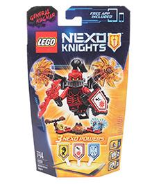 Lego Nexo Knights Ultimate General Magmar - Multicolor
