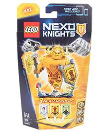 Lego Nexo Knights Ultimate Axl - Multicolor