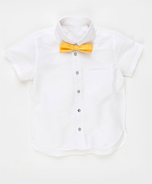 MilkTeeth Tinsel Shirt - White
