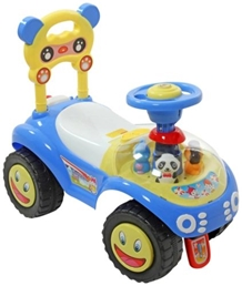 Blue N Yellow 61 X 30 X 51 Cm, A Fantastic Vehicle For Your Little One