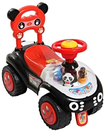 Black N Red 61 x 30 x 51 cm, A fantastic vehicle for your little one