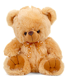 Play N Pets Teddy Bear Soft Toy With Paws Light Brown - 30 Cm