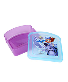 Disney Sofia The First Lunch Box - Purple
