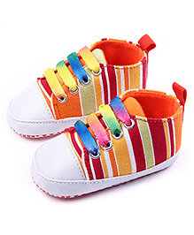 Alle Alle Shoes Style Booties - Multicolour