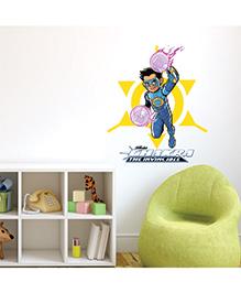 Chipakk Chakra The Invincible Wall Sticker Blue Yellow Pink - Medium - 1013061