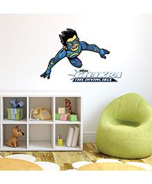 Chipakk Chakra The Invincible Wall Sticker Blue - Medium - 1013078