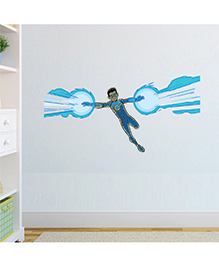 Chipakk Chakra The Invincible Wall Sticker Blue - Medium - 1013081