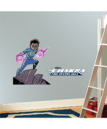 Chipakk Chakra The Invincible Wall Sticker Blue Pink Grey - Medium - 1013088