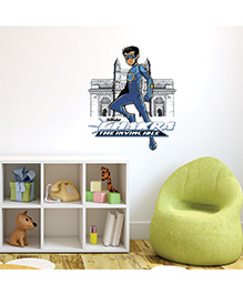 Chipakk Chakra The Invincible With Gateway Of India Wall Sticker