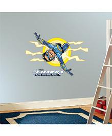Chipakk Chakra The Invincible Wall Sticker Blue & Yellow - Medium - 1013094