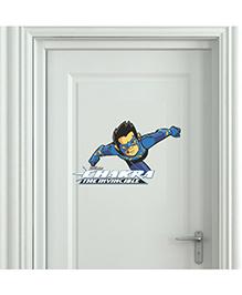 Chipakk Chakra The Invincible Wall Sticker Blue - Medium