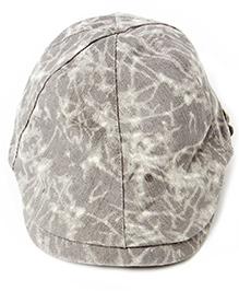 Little Hip Boutique Stone Washed Cap - Grey