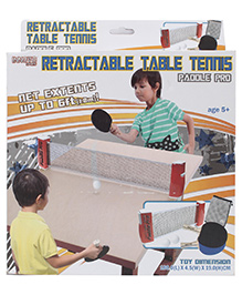 Comdaq Retractable Table Tennis