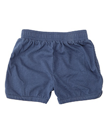 Weedots Solid Colour Shorts - Blue