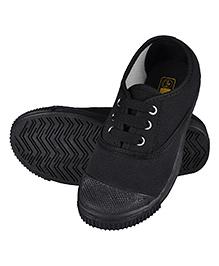 Rex Tennis Shoes - Black