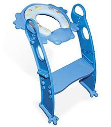 Elefantastik Potty Seat With Adjustable Ladder Blue